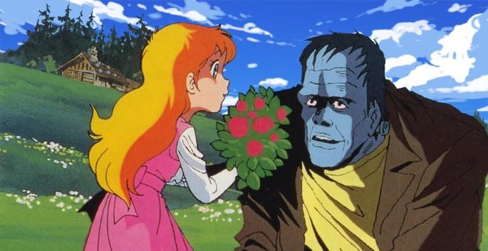 26 - The Monster of Frankenstein