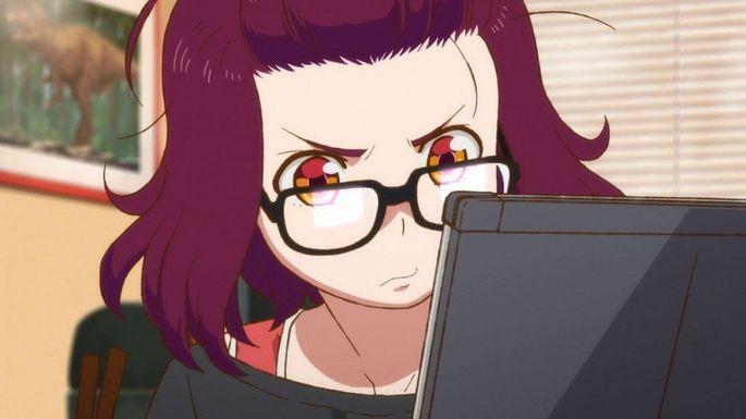 27 - Anime temporada primavera - Godzilla SP