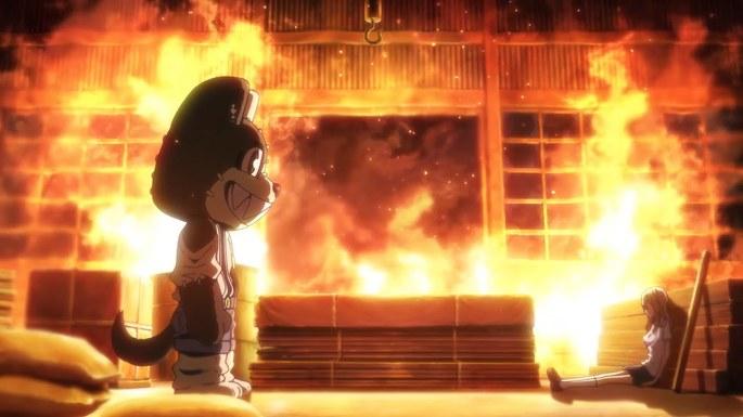 27 Gleipnir Estrenos Anime Abril