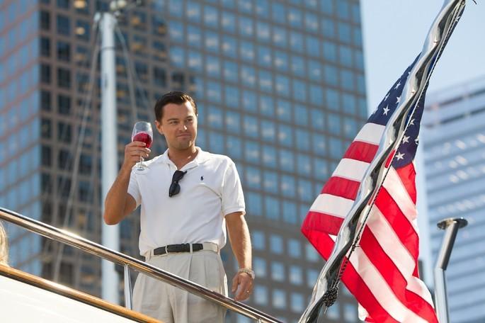 27 Peliculas basadas en hechos reales - The Wolf of Wall Street