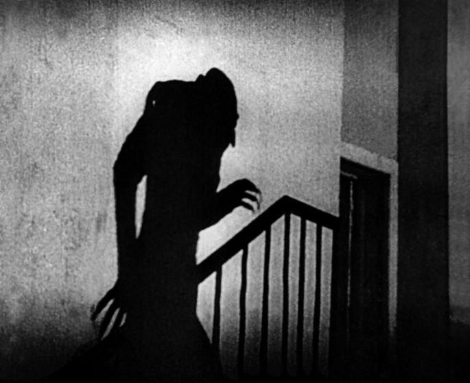 27 - Películas de terror - Nosferatu