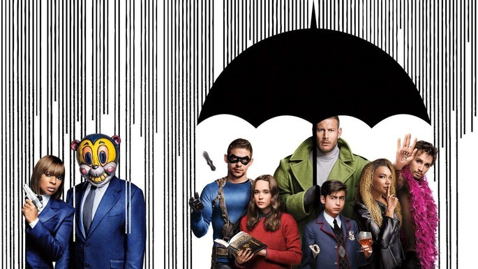 27 The Umbrella Academy Estrenos Netflix Julio