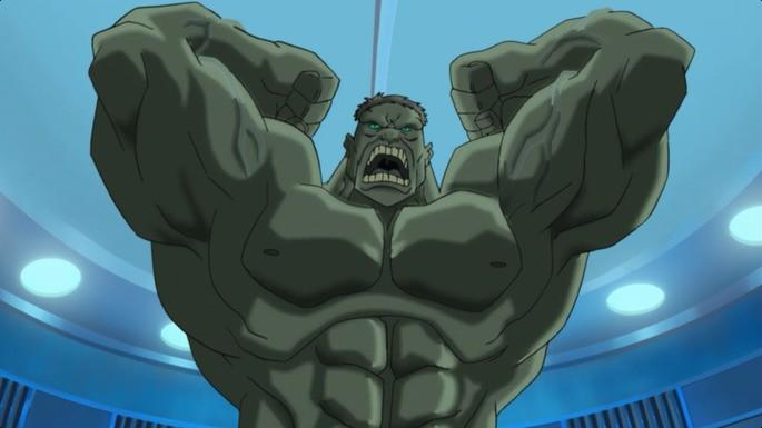 27 - Ultimate Avengers (2006) 2