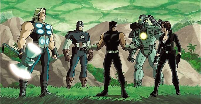 27 - Ultimate Avengers (2006)