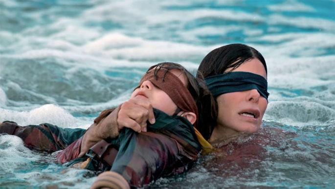 28 Blind Box Suspenso Netflix