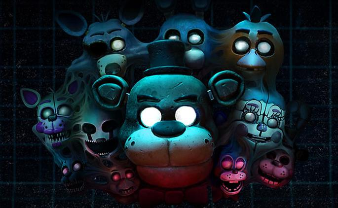 28 Five Nights at Freddy's Juegos de terror