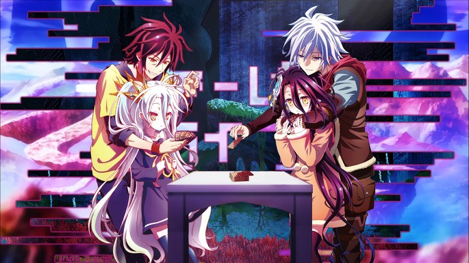 28 No Game No Life Anime Netflix