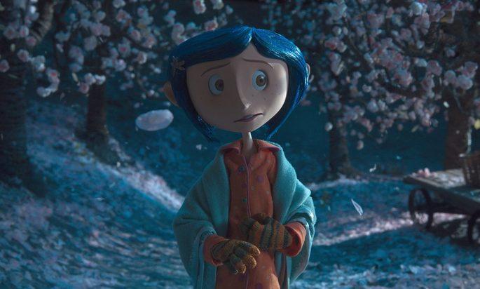 28 Peliculas animadas - Coraline