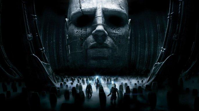 28 - Peliculas de extraterrestres - Prometheus