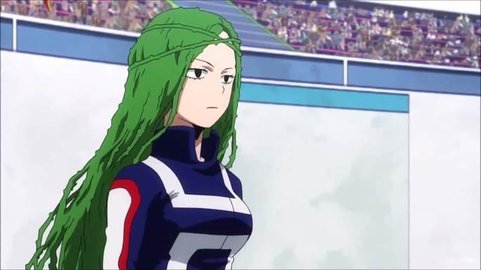 29 Ibara Shiozaki  Boku No Hero Academia Personajes