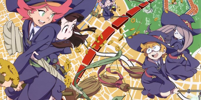 29 Little Witch Academia Anime Netflix