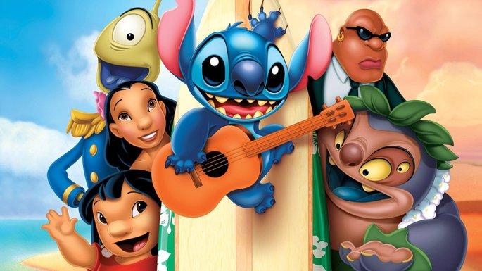 29 Mejores Peliculas Disney - Lilo & Stitch