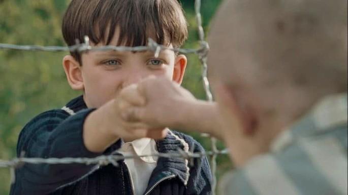 29 - Películas tristes - El niño con el pijama de rayas