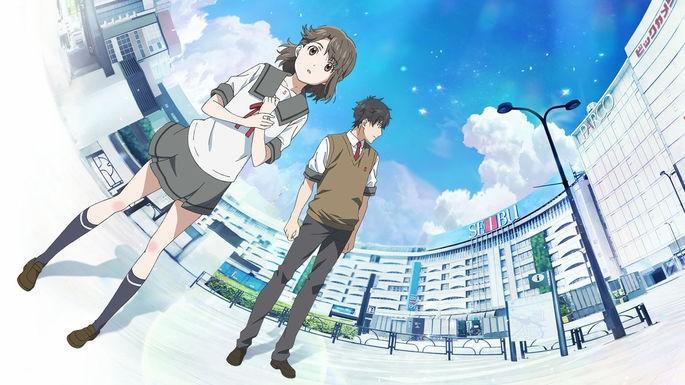 3 Anime estrenos noviembre - Kimi wa Kanata