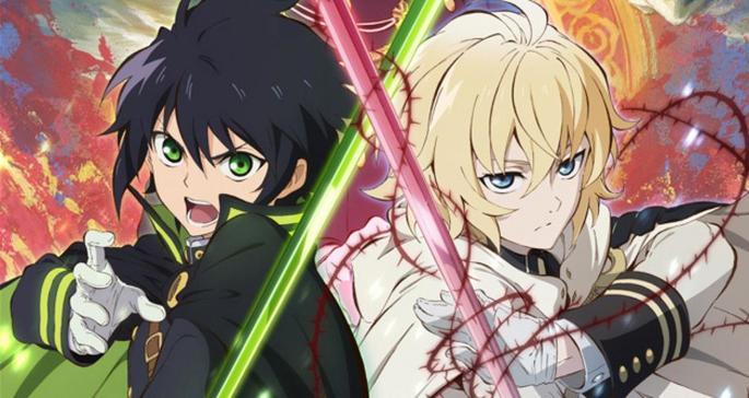 3 Anime vampiros - Owari No Seraph