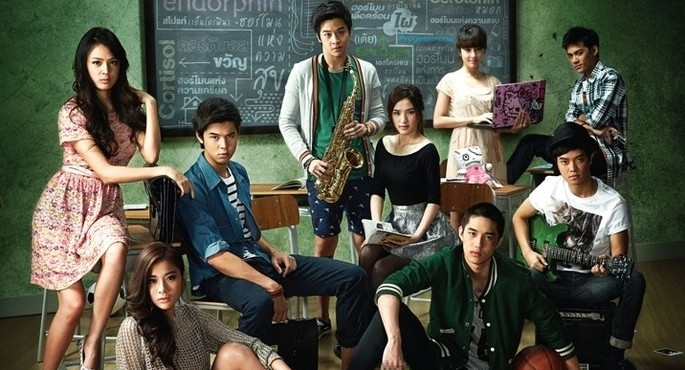 3 Dramas tailandeses - Hormones The Series