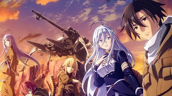 3 - Estrenos anime otoño - 86 2nd Season