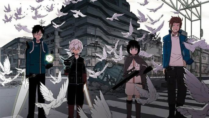 3 - Estrenos anime otoño - World Trigger 3rd Season