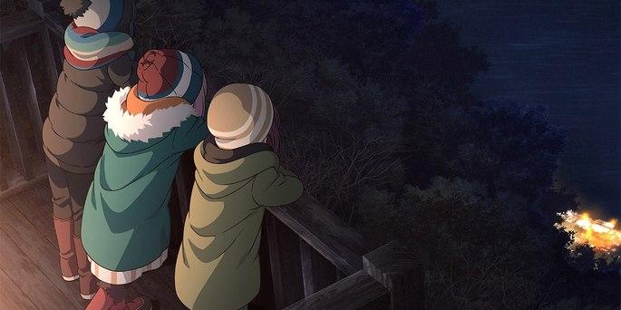 3 Estrenos enero - Yuru Camp△ Season 2