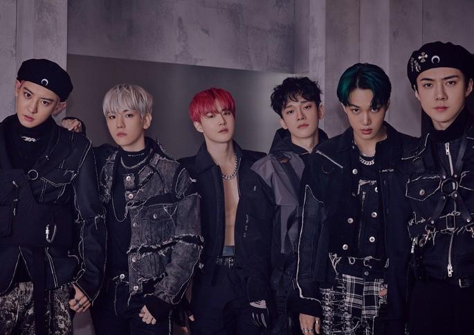3 - Grupos Kpop - EXO