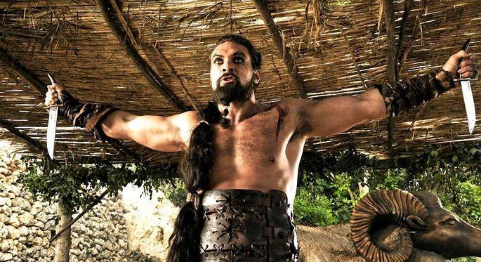 3 - Khal Drogo