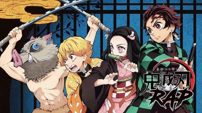 3 Kimetsu No Yaiba Mejores Animes Shounen