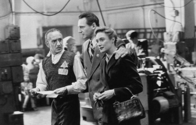 3 - Las mejores películas de drama - La lista de Schindler