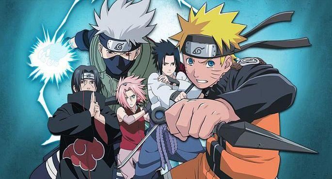 3 Naruto Episodios Relleno