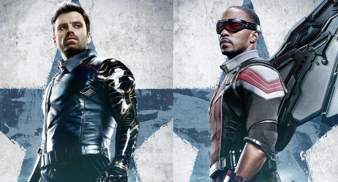 3 - Orden cronológico Marvel Series y Películas - The Falcon and the Winter Soldier