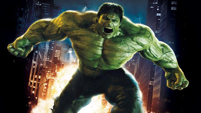 3 - Orden cronológico películas de Marvel -  El increíble Hulk