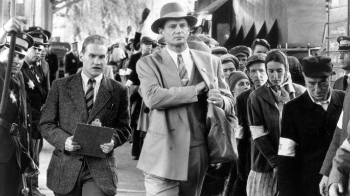3 Peliculas basadas en hechos reales - Schindler's List