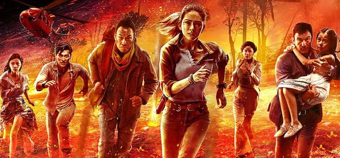 3 - Películas de Acción - Skyfire