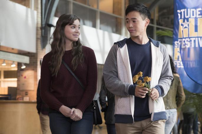 3 - Películas de amor juvenil en Netflix - The Edge of Seventeen
