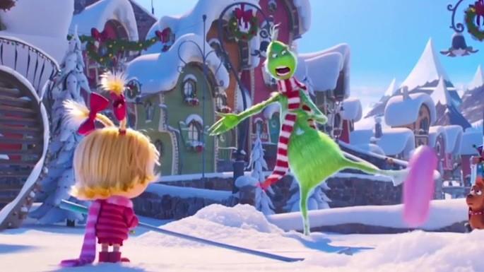3 Peliculas de Navidad - The Grinch
