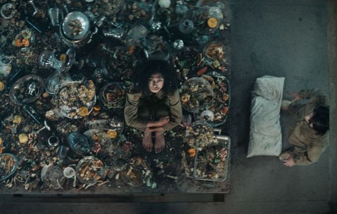 3 - Películas de terror en Netflix - El Hoyo