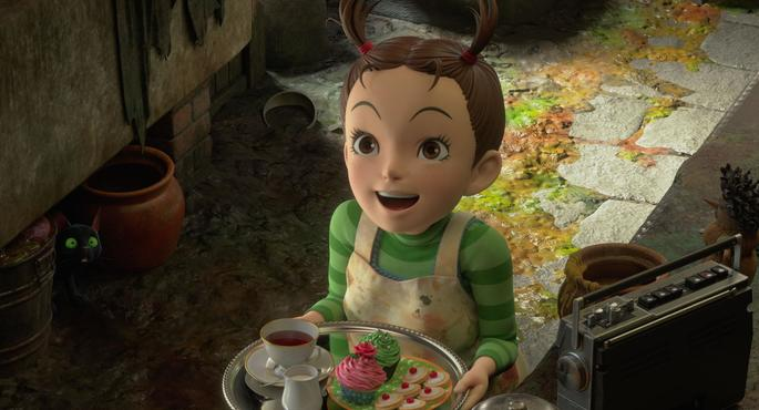 3 - Películas infantiles - Earwig and the Witch