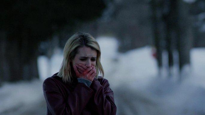 3 - Películas terror psicológico - The Blackcoat's Daughter