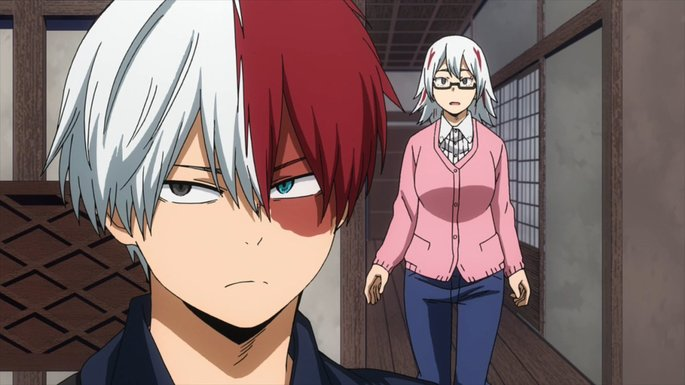 3 Shoto Todoroki Hermanos