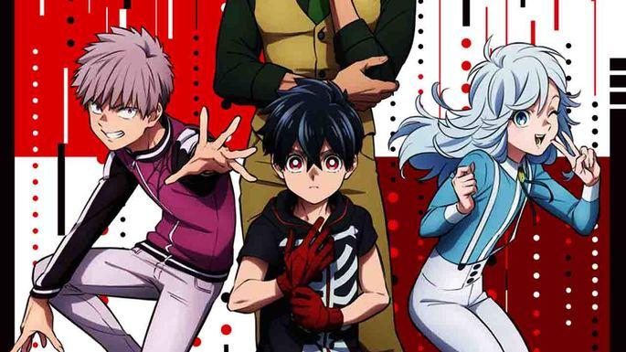30 Anime estrenos invierno - Kemono Jihen