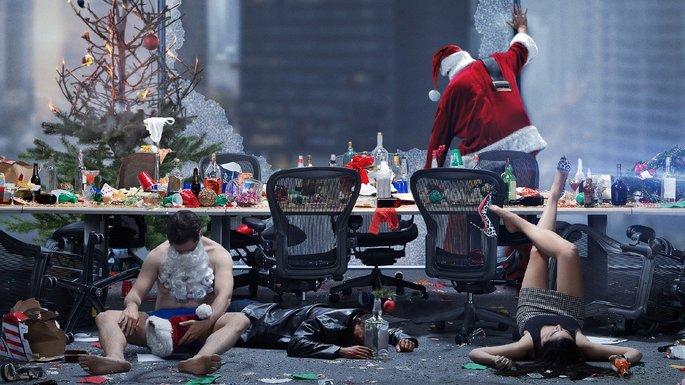 30 Peliculas de Navidad - Office Christmas Party