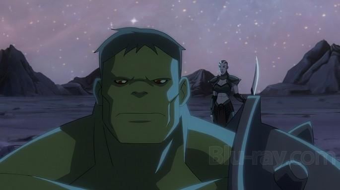 30 - Planet Hulk (2010)