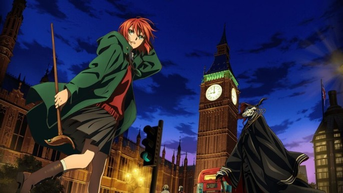 30 The Ancient Magus Bride Anime Netflix