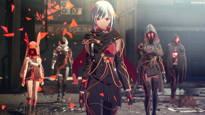 31 - Anime estrenos verano - Scarlet Nexus