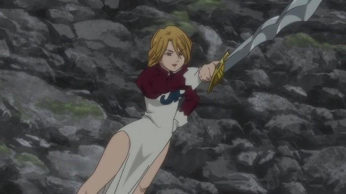 31 Nanatsu No Taizai Personajes - Jillian