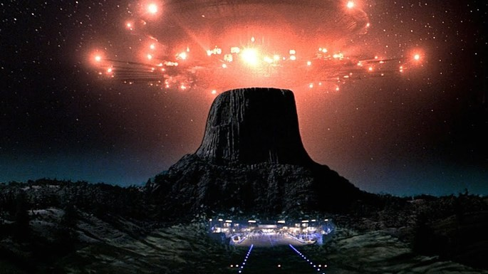 31 - Peliculas de extraterrestres - Encuentros cercanos del tercer tipo - Close encounters of the third kind