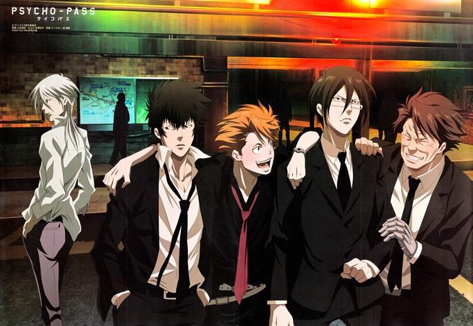 31 Psycho pass Anime Netflix