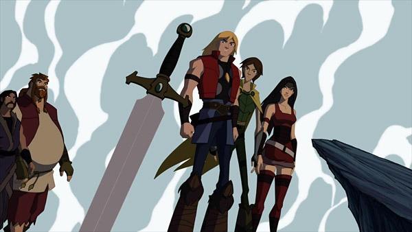31 - Thor Tales of Asgard (2011)