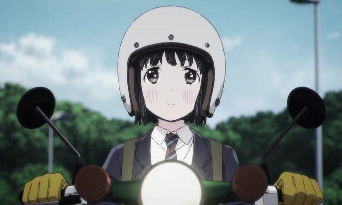 32 - Anime temporada primavera - Super Cub