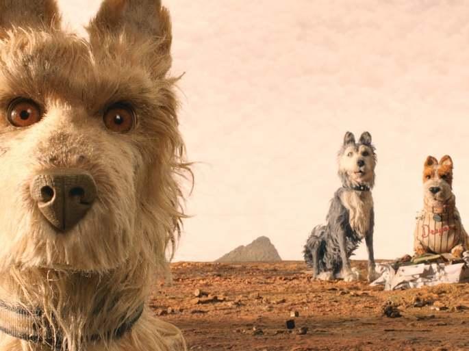 32 Peliculas animadas - Isle of Dogs
