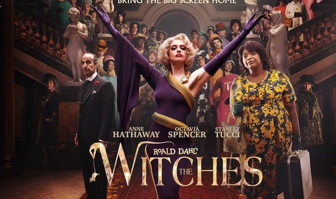 32 - Películas infantiles - The Witches
